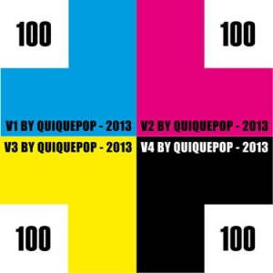 100 BY QUIQUEPOP 2013 4V